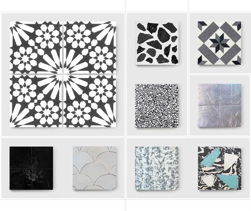 Декоративни плочки за баня или кухня